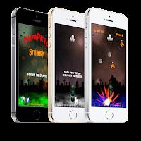 Screenshot of Halloween Pumpkin Smash Redux