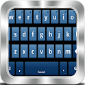 Stylish 8 keyboard icon
