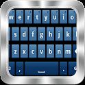 Stylish 8 keyboard icon