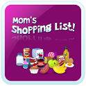 Mom's Shopping List icon