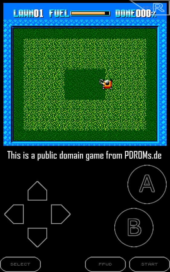 iNES - NES Emulator- screenshot