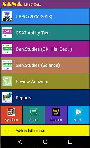 UPSC IAS CSAT 2015