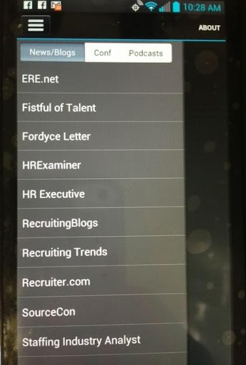 【免費商業App】Recruiting News Feeds-APP點子
