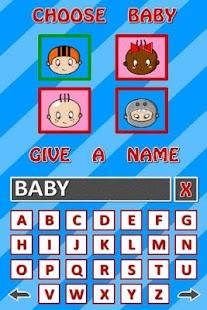 Alpha Baby Races- screenshot thumbnail