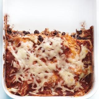 Bean Tortilla Casserole