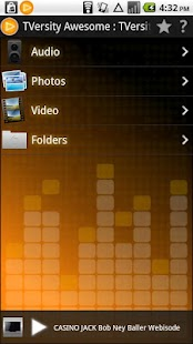 PlayTo - screenshot thumbnail