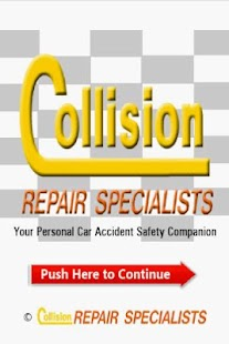Collision Repair Specialists - screenshot thumbnail