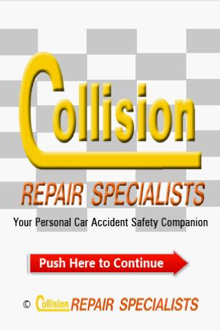Collision Repair Specialists - screenshot
