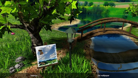 Parallax Nature: Summer Day XL v1.0.5