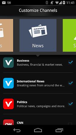 Vodio: Watch Videos, TV & News 1.7.1 screenshot 159719
