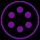 Stamped Purple SL Theme