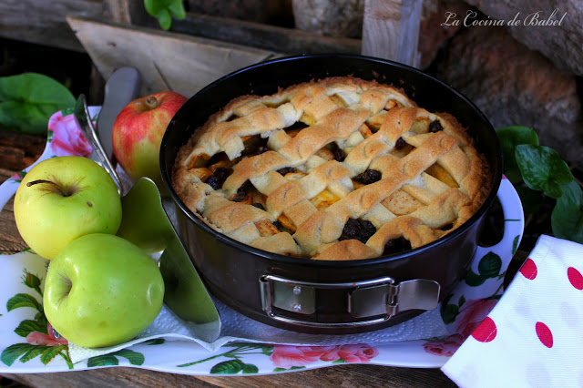 Dutch Apple Tart Recipe