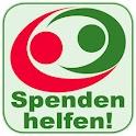 Spenden helfen logo