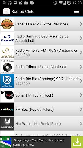 Radios Chile