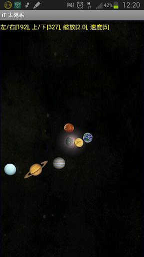 iT 太陽系