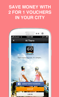 Twoforone GO: Mobile Vouchers - screenshot thumbnail