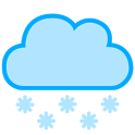 Falling Snow LWP icon