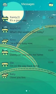 GO SMS PRO TRAIN THEME EX-KP- screenshot thumbnail
