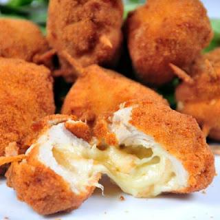 Deep-Fried Cheese Puffs