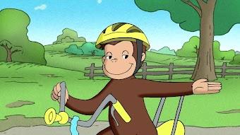 Housebound!/Curious George Rides A Bike