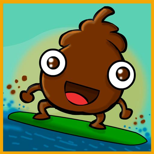 休閒必備App|Surfer Poo LOGO-綠色工廠好玩App