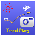 Travel Diary icon