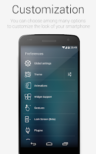 Smart Launcher Pro 3 Screenshot 23