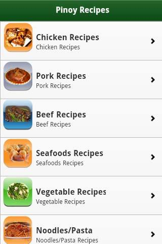 Pinoy food recipes by cyber ednalan google play united states pinoy food recipes by cyber ednalan google play united states searchman app data information forumfinder Images