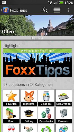 FoxxTipps Olfen