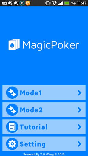 玩免費娛樂APP|下載Magic Poker ( 不再進行維護 ) app不用錢|硬是要APP