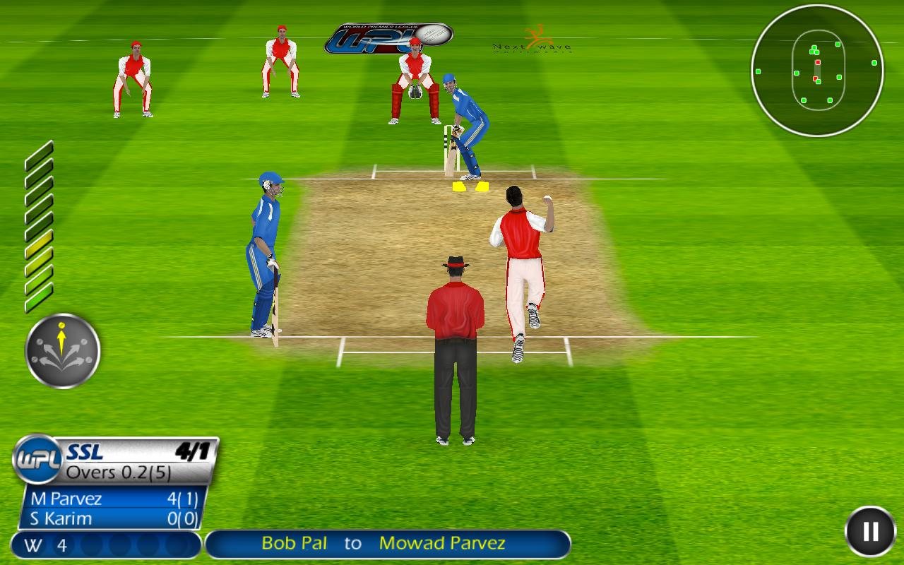 WPL Cricket- screenshot