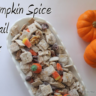 Pumpkin Spice Trail Mix