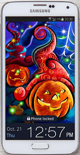 Helloween Pumpkines Wallpaper