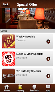Bergerac Restaurant - screenshot thumbnail