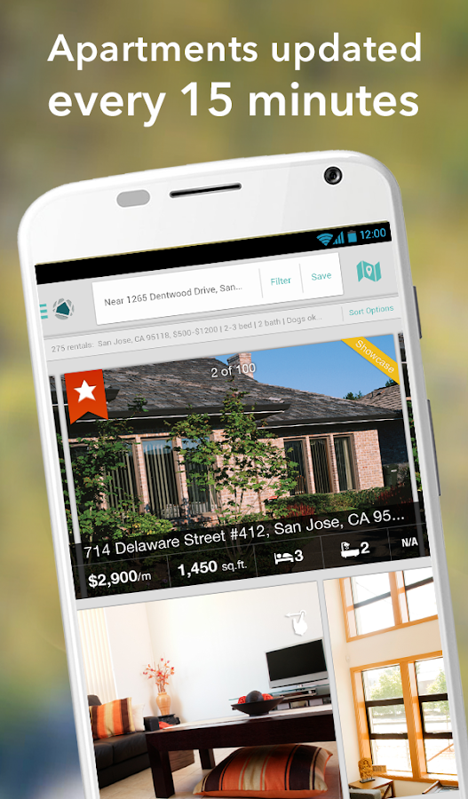 Apartment & Rental Home Search - screenshot