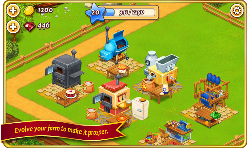 hay day 30 level