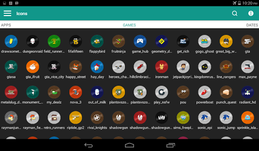 VNYL Icons Theme v2.0.0