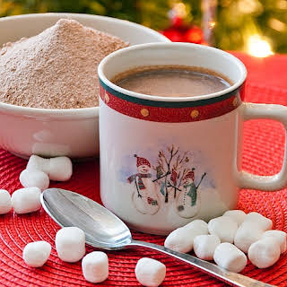 Dry Hot Cocoa Mix Recipes.