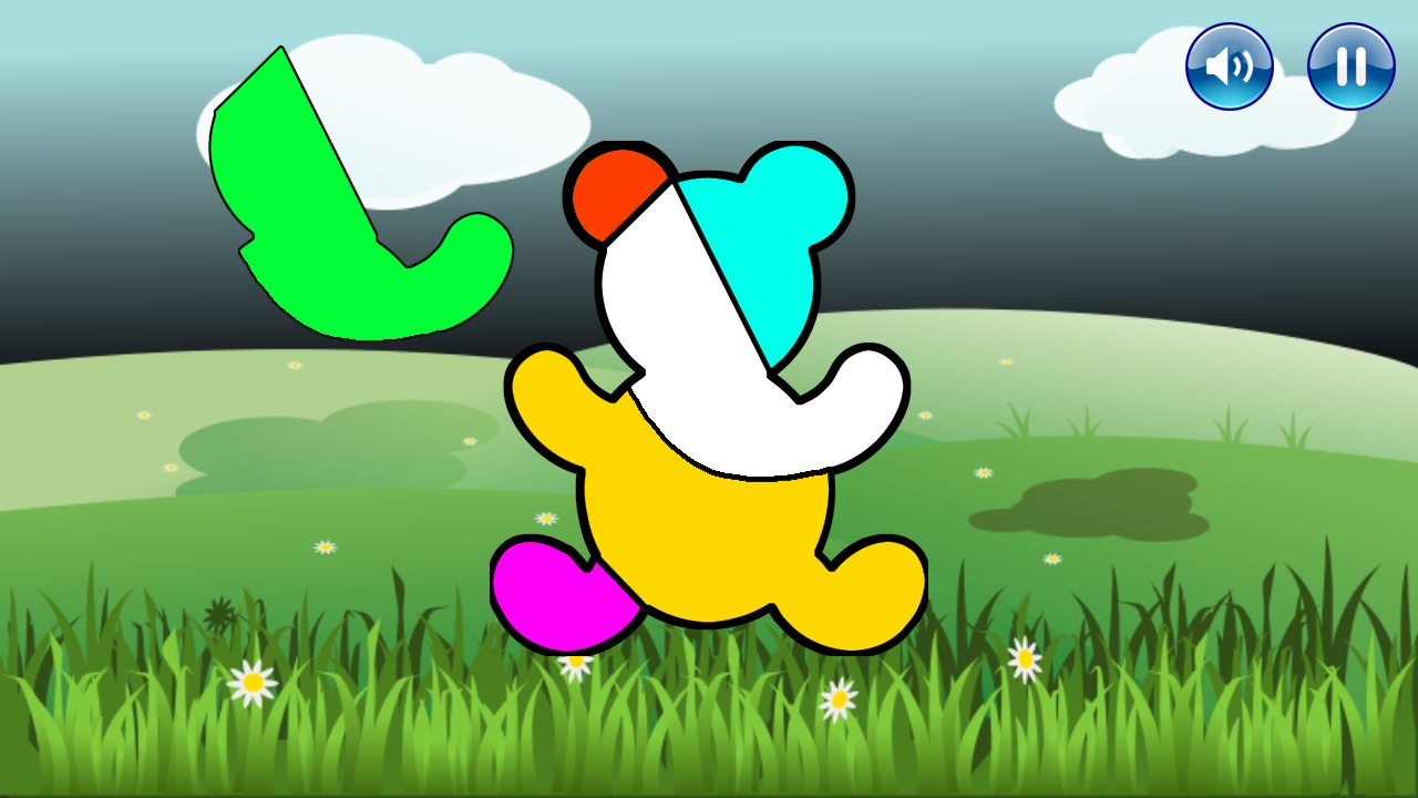 Kids Puzzle - screenshot