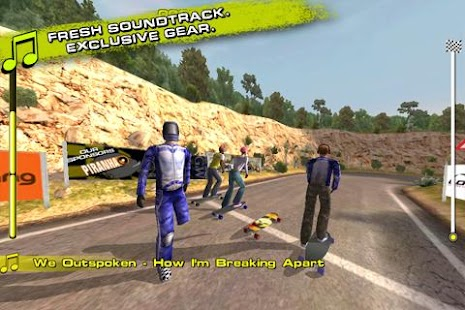 Downhill Xtreme Screenshot 4