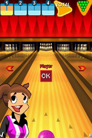 I-play Bowling Android - screenshot