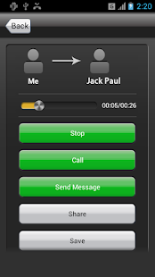Call Recorder Screenshots