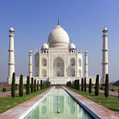 Taj Mahal Live Wallpaper Beta
