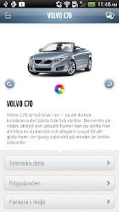 Din nya Volvo - screenshot thumbnail
