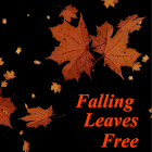 Leaves Falling Free Live WP icon