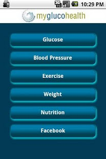 MyGlucoHealth- screenshot thumbnail