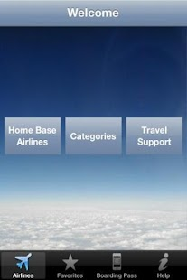 Airline Flight Check-In Free- screenshot thumbnail