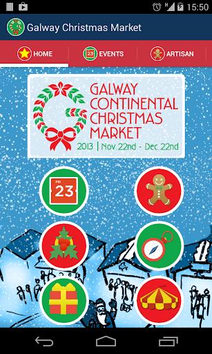 Galway Xmas Market