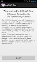 Screenshot of COGIATI MtF Test