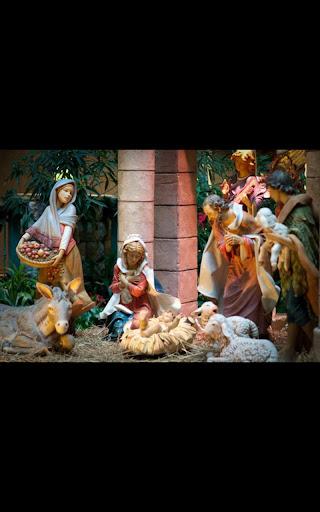 Birth of Jesus live wallpaper